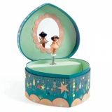 Djeco Musical Jewellery Box - Happy Party DJ06082